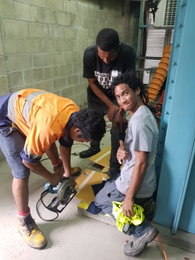 Developing PNG Together, Home