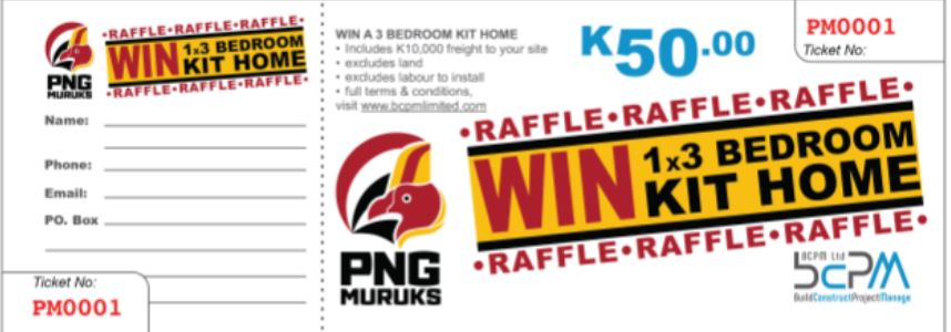 , BCPM supports the PNG Muruks AFL Club and we have some exciting news……