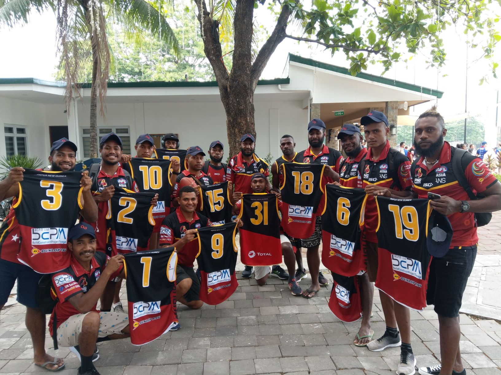 , BCPM SUPPORTS MURUKS AFL TEAM TO MANILLA CUP WIN 2019!