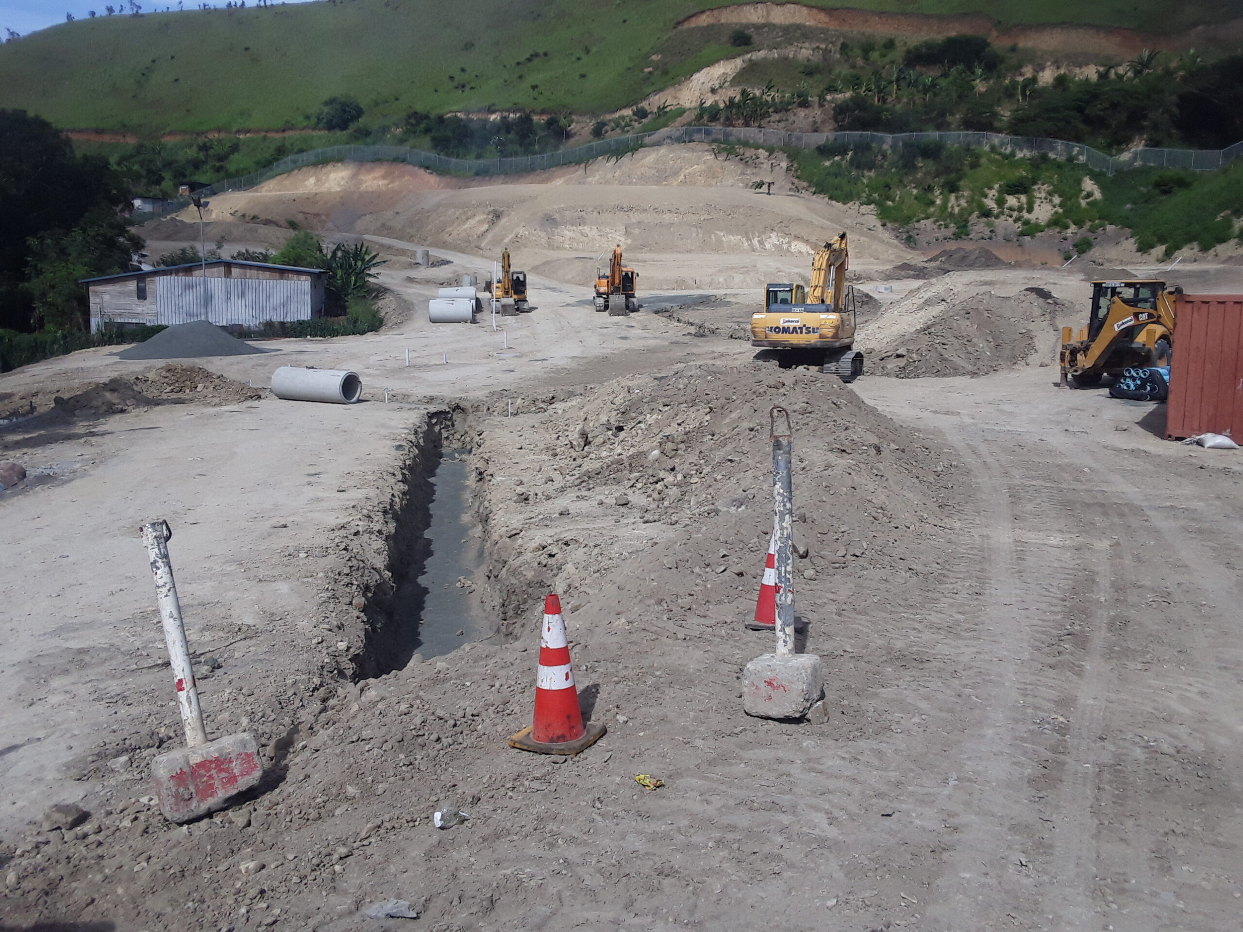 Tranquility, Civil Works Update at Tranquility Estate